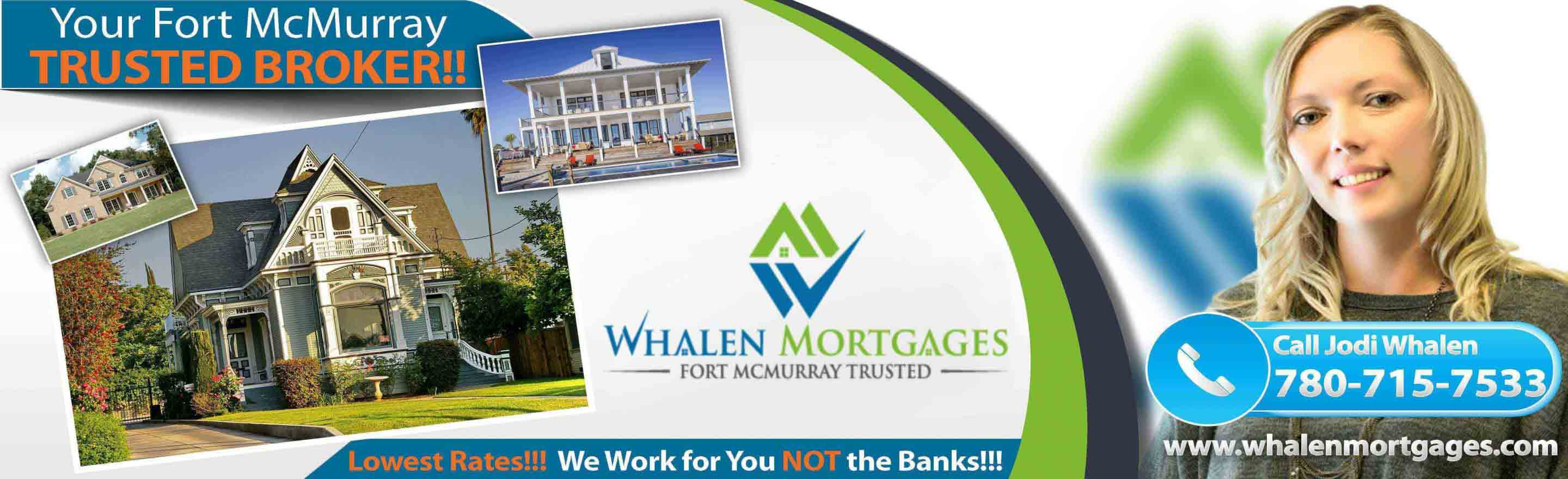 Mortgage Broker Fort McMurray best rates